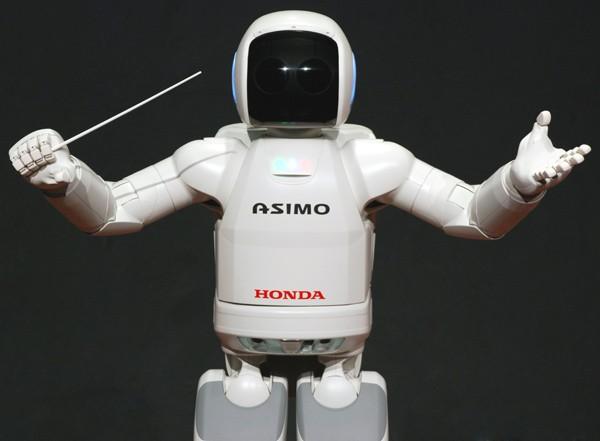 Robot ASIMO buatan Honda mirip Surena milik Iran