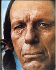 Chief Iron Eyes Cody