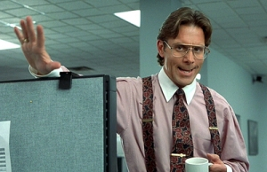Office Space boss